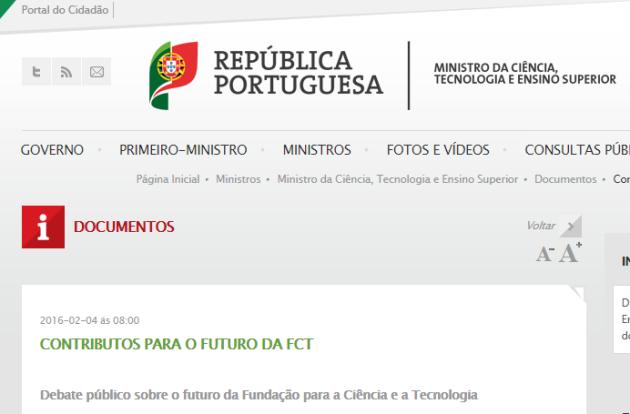 futuro fct
