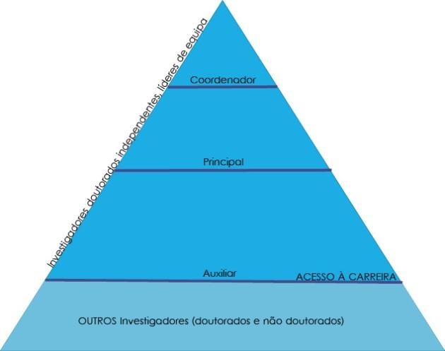 triangulo da carreira